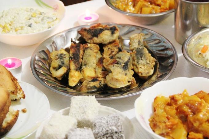 «Рыба» вкляре по-вегетариански легко ибыстро