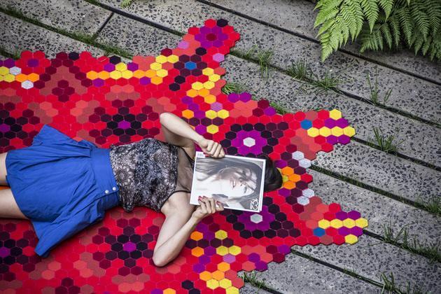 10шокирующих ковров для вашего интерьера