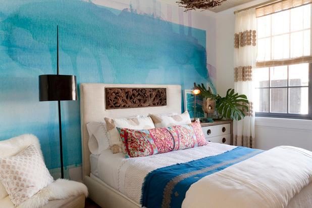 Декоративная покраска стен. Оригинальные идеи