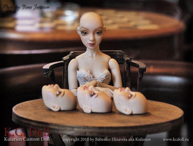 Высокое искусство куклы. История кукольного мастера, рассказанная отпервого лица