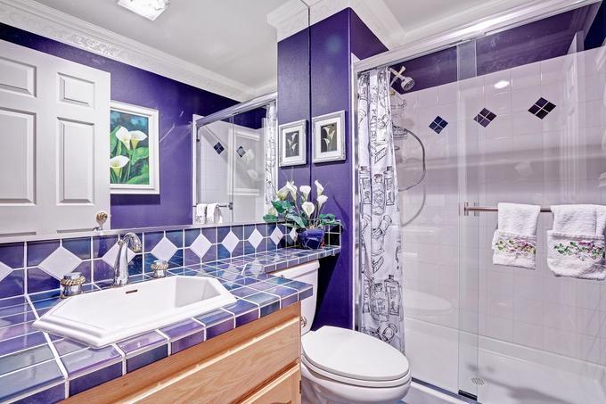 Как выбрать плитку для ванной поцвету, фактуре иформату