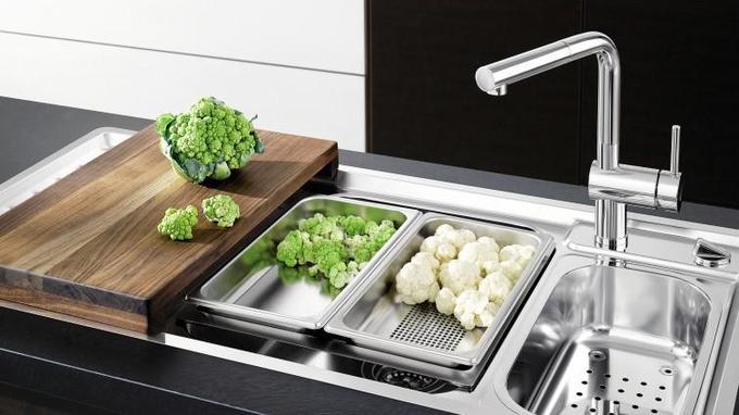 Какую мойку для кухни выбрать: 4главных критерия