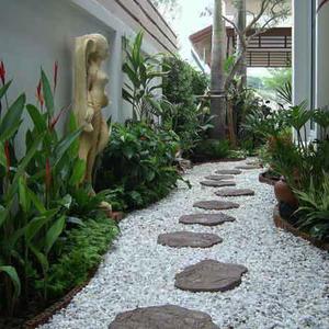 Ландшафтный дизайн: садовые дорожки