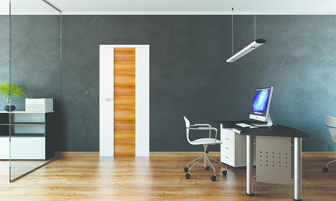 Оригинальное интерьерное решение— Classen Doors&Floors!