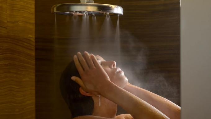 Nebia— душ, который позволит существенно сэкономить наводе иэнергии