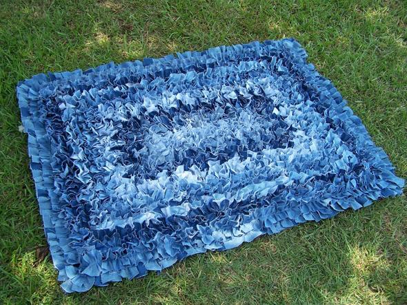 Лоскутные пледы и ковры