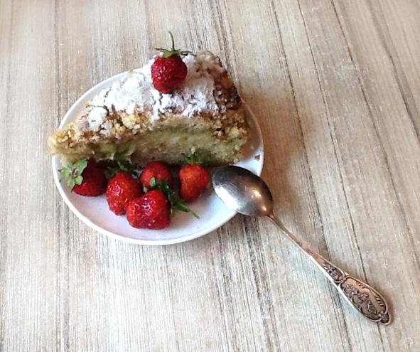 Летний пирог фото