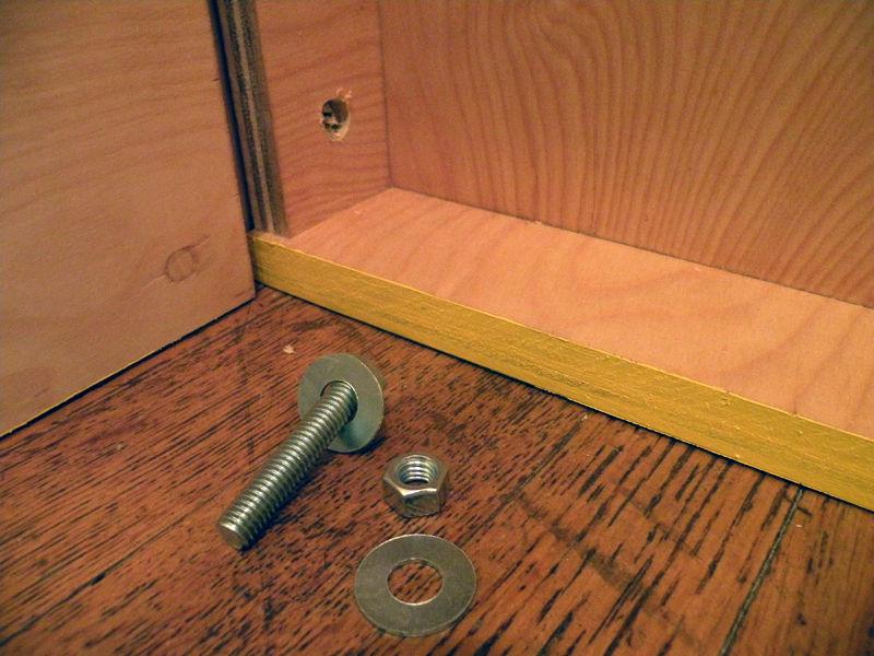 Как сделать этажерку