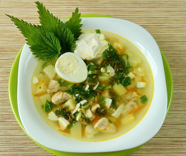 Летний суп рецепт