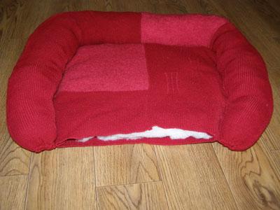 изготовление кровати своими руками для кота