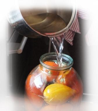 рассол для помидоров