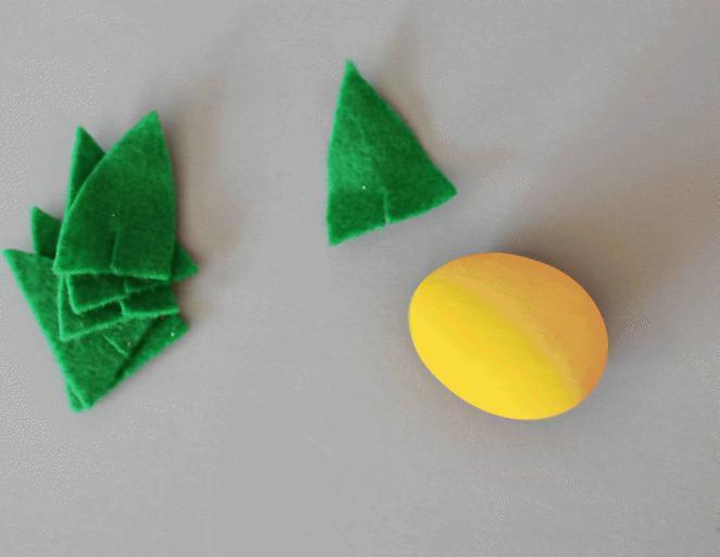 Как сделать необычные пасхальные яйца своими руками