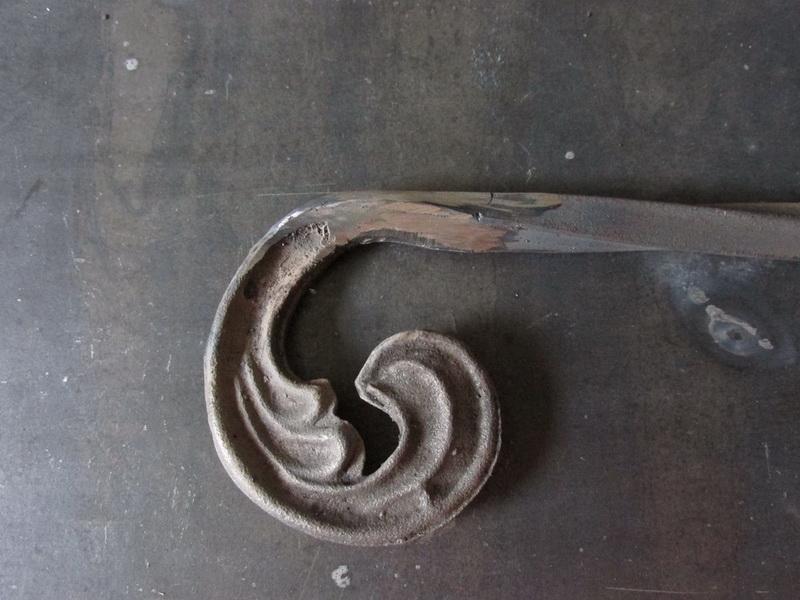 Шлифовка сварных швов
