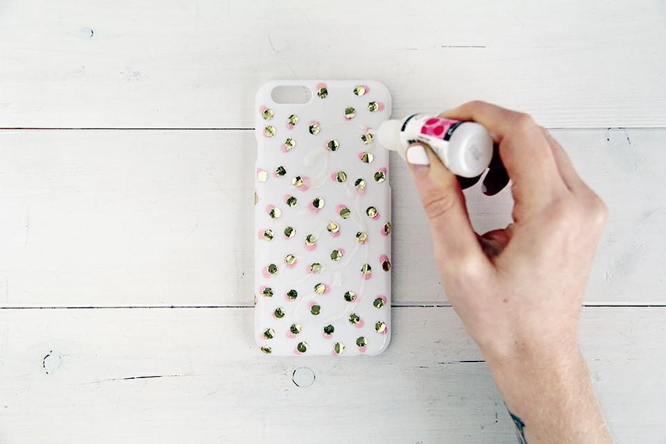 Как украсить телефон своими руками в домашних условиях 338