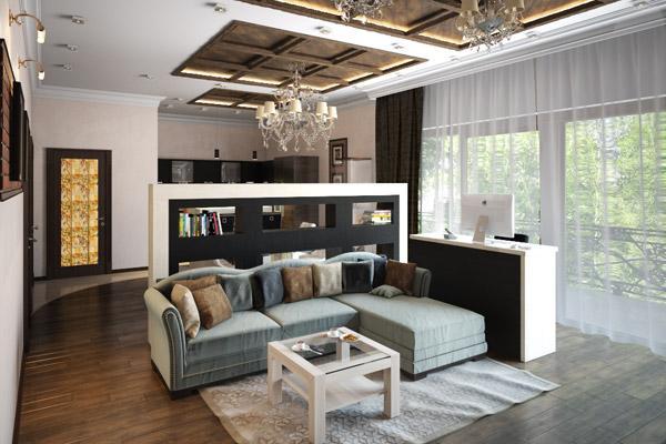 Расставляем мебель правильно