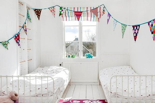 Как «раздвинуть» стены детской комнаты. 5дизайнерских приемов для заботливых родителей
