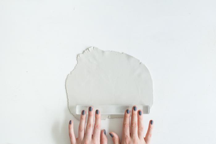 Пласт глины