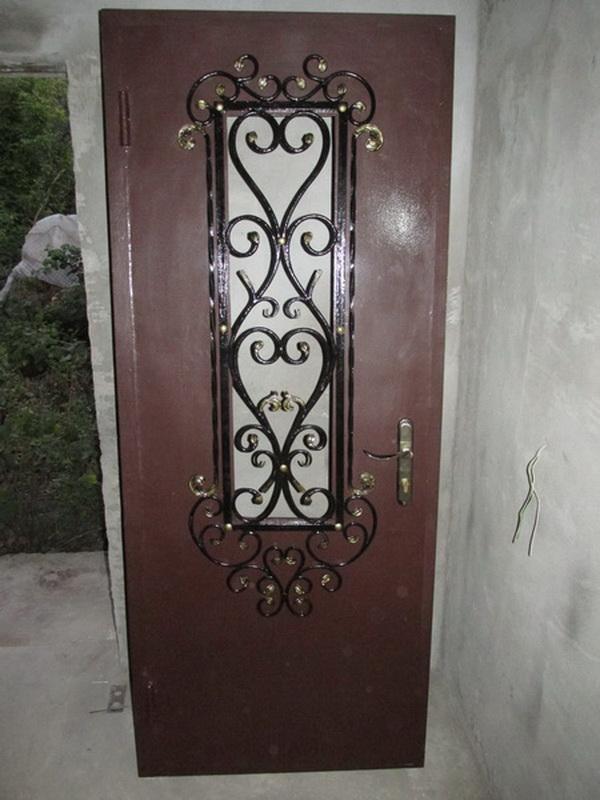 Красивая дверь своими руками