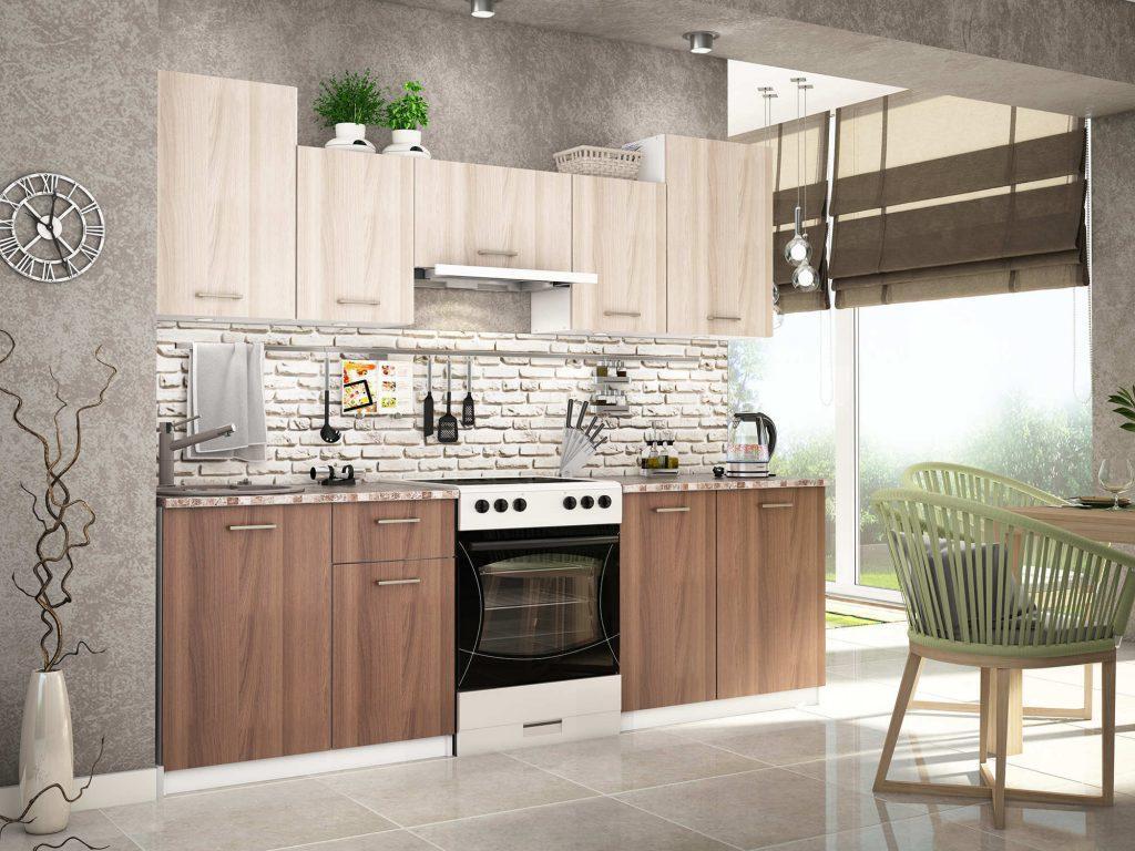 Выбор ипокупка кухни изнатурального дерева