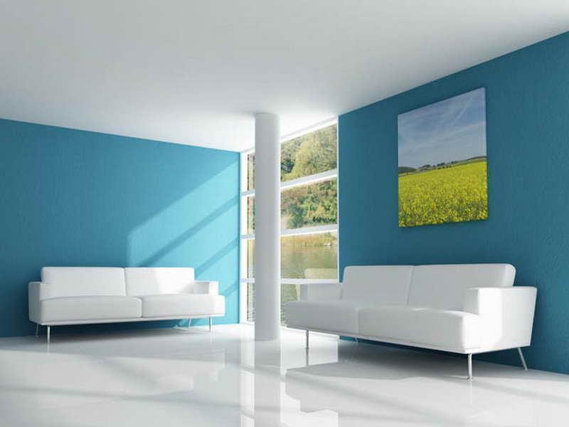 Какой цвет стен выбрать