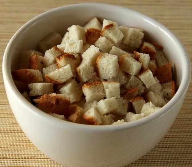 Хлеб для сухариков