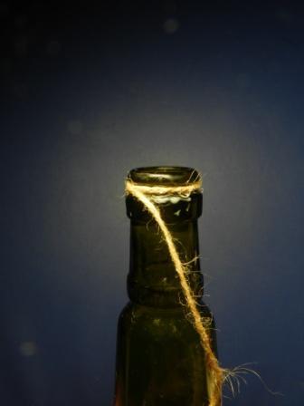 Горлышко бутылки