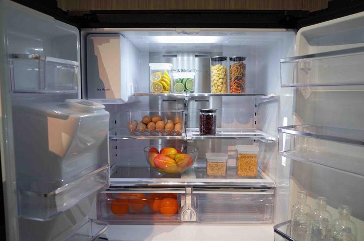 Холодильник будущего Samsung Family Hub