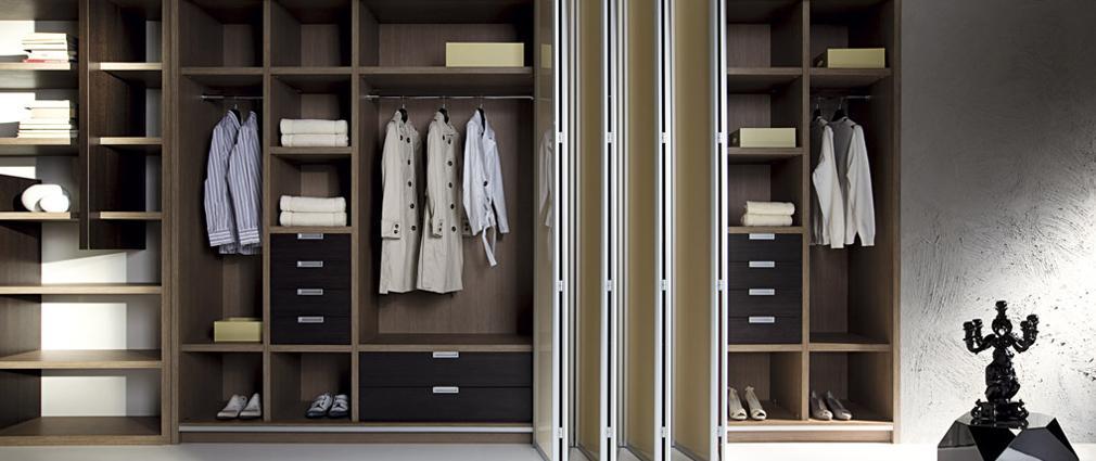 Коротко оглавном: как лучше спланировать гардеробную