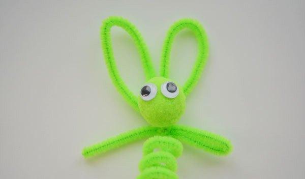Зеленый кролик