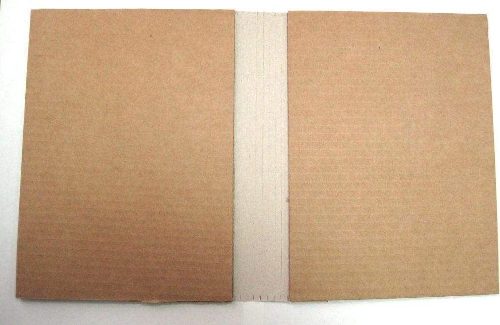 Обложка из картона