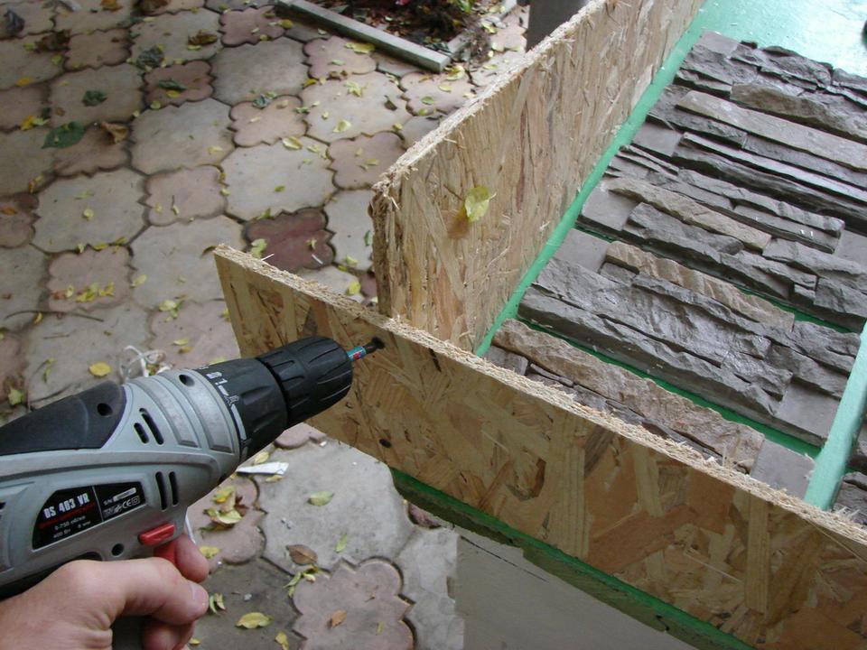 Изготовление формы для камня
