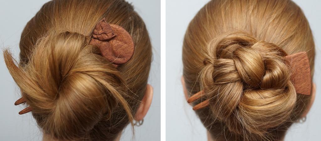 гребень для волос: