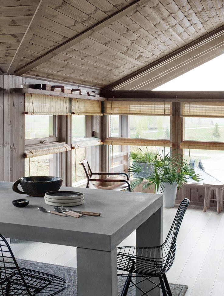 Гид повыбору штор для вашей кухни