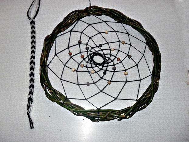 Веревочка для ловца снов