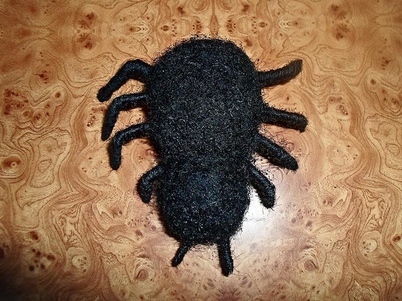 Шерстяной паук