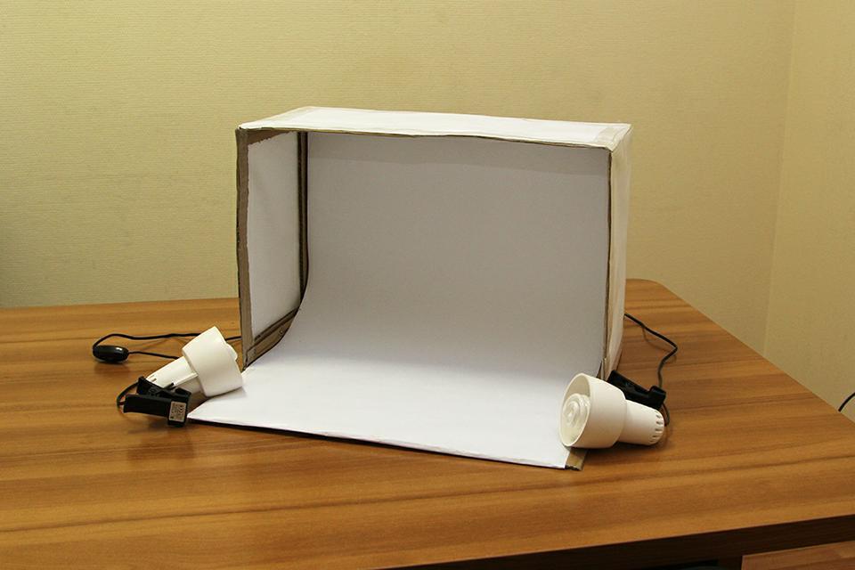 Освещение для фото