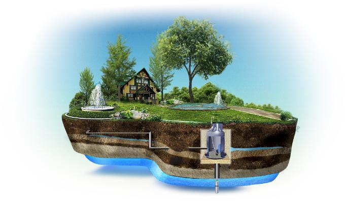 Артезианская скважина— стабильный доступ кпитьевой воде