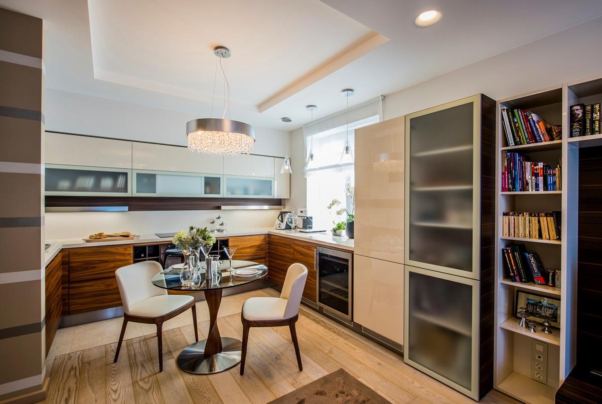 5трендов вдизайне кухонных интерьеров