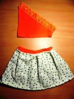 Шьем детскую одежду