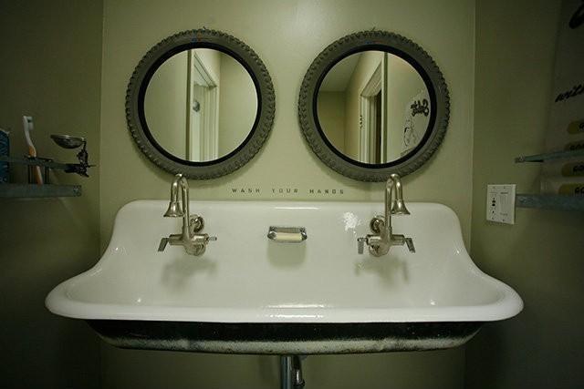 Розетки в ванной расположение