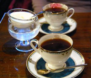 Напитки из кофе