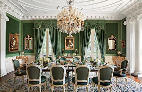 Мебель встиле барокко: история создания иместо всовременном мире