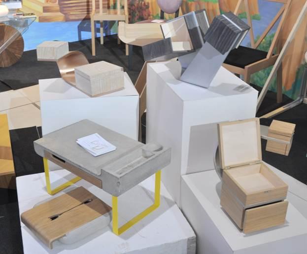 Мебель из фиброцемента