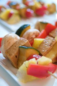 Овощи рецепты для гриля