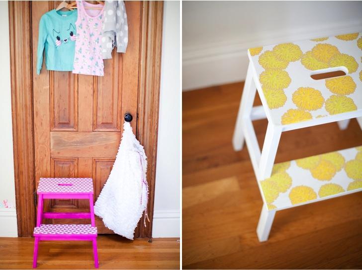 Как декорировать мебель