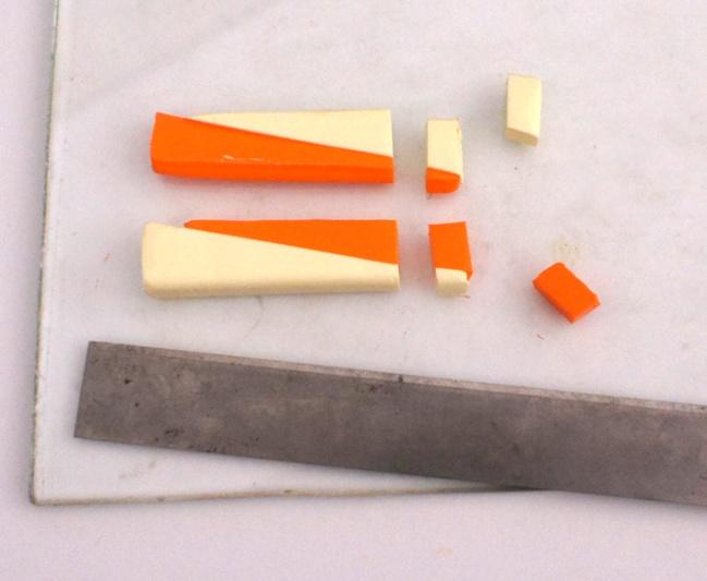 Работа с полимерной глиной