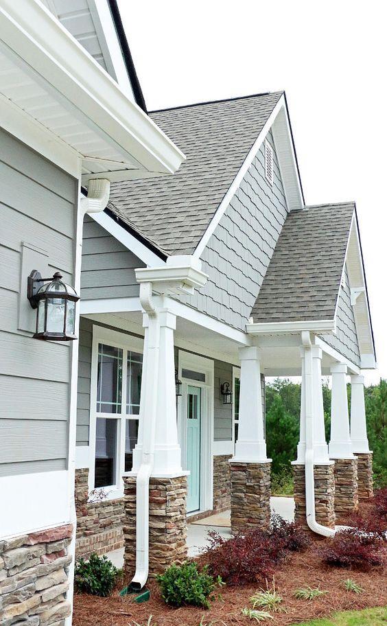 Вкакой цвет покрасить дом снаружи? [профессионалы посекрету]
