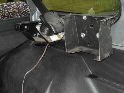 устройство багажника