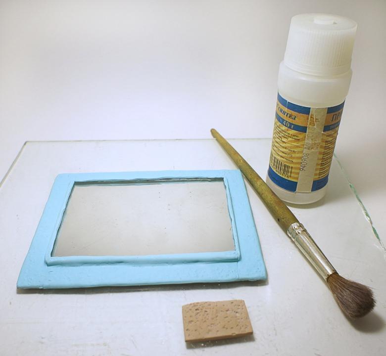 Штамп для глины