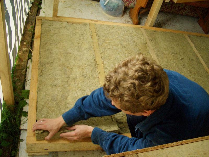 Правила монтажа базальтовой теплоизоляции